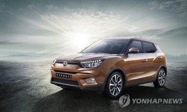 Ssangyong to Unveil Long Body Version of Tivoli in March