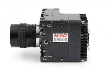 Vision Research's New Phantom® Miro® C110 Provides Cost-Effective, High-Speed Imaging Solution
