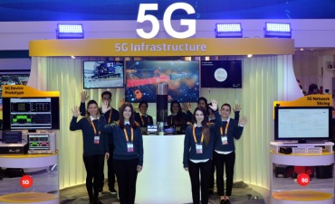 SK Telecom Demonstrates Its Capability for Building 5G System at MWC 2016