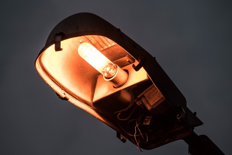 Streetlights in Changwon Become 'Energy Smart'