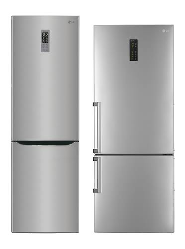 Refrigerators with the freezer on the bottom and refrigerator on top – also known as 'European style' - are becoming popular in the Korean market due to the increase in single or two-person households, and strong demand for premium products. (Image : Yonhap)