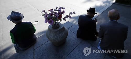 Financial Problems Push Korean Seniors to Suicide