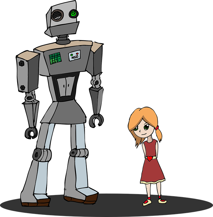 In an era when artificial intelligence (AI) has advanced to a level so high that it can beat a human in a 'Go' match, it was revealed that men think even love can be replaced with AI, while women remain skeptical. (Image : Pixabay)