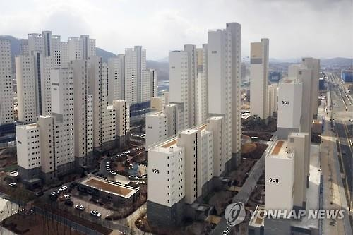South Korea's home sales plunged 24.9 percent last month from a year earlier as the local property market has been showing some signs of a slowdown. (Image: Yonhap)