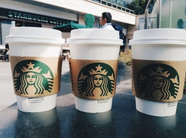 Starbucks Expands 'Startup Cafe' Service in Korea