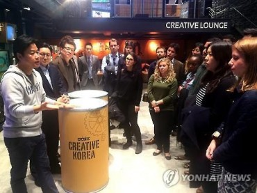 CJ E&M Shares Key to Success with Harvard Business Students