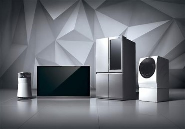 LG Kicks Off High-End Home Appliance Series 'Signature'