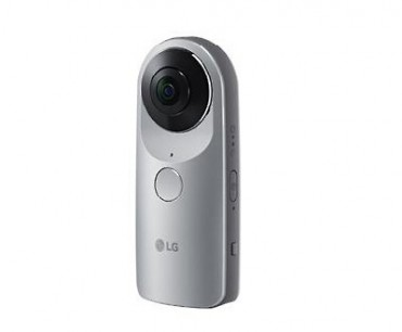 LG's VR Camera Accredited by Google's Street View