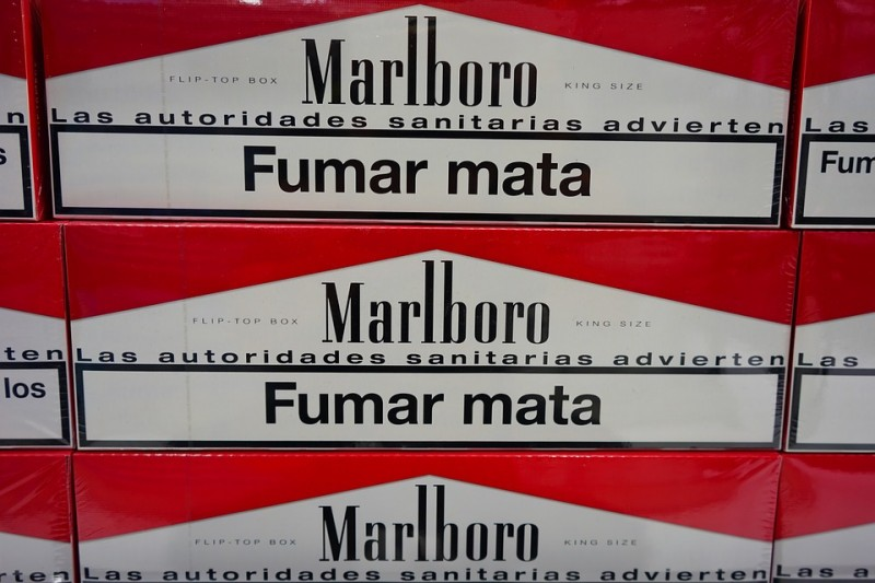 Direct Overseas Purchases of Cigarettes Increase After Price Hike