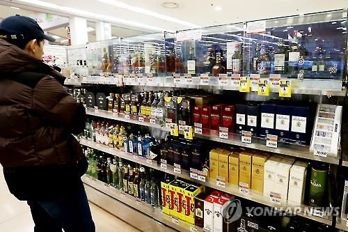 Softer Whiskies Succeed Softer Soju Craze