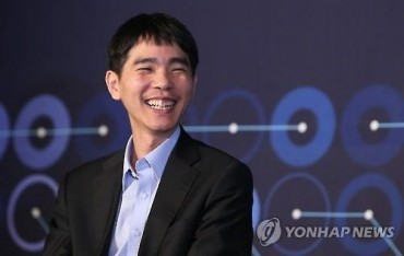 S. Korean Go Player Celebrates His First Win Over Google AI