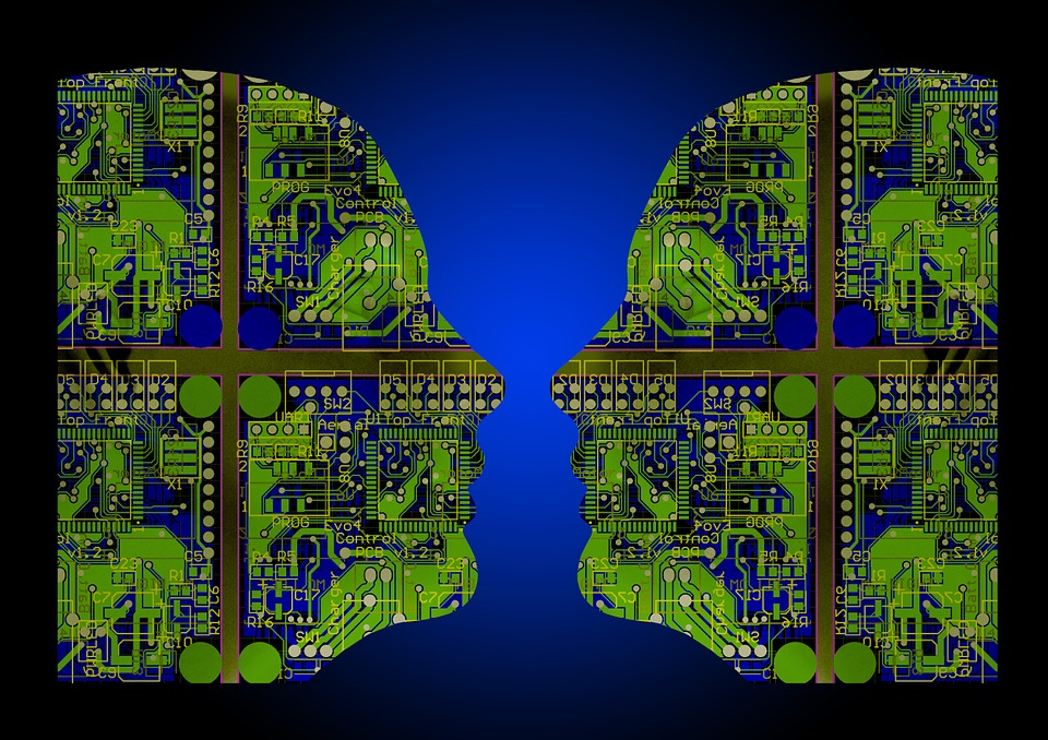 At a time when artificial intelligence (AI) is no longer just a movie premise but actually realizable technology, it has been pointed out that Korean companies need to buckle down as they are lagging behind global IT giants. (Image : Pixabay)