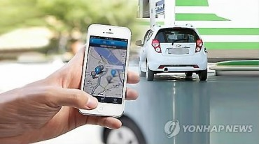 S. Korean Car Sharing Industry Speeds Up with Gov't Backup