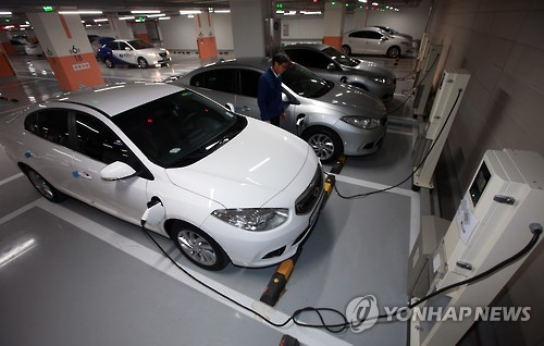According to Gwangju city officials, the Korean office of China's Joylong Automotive will sign an MOU with the local government to build an electric car factory, with the city providing administrative support. (Image : Yonhap)