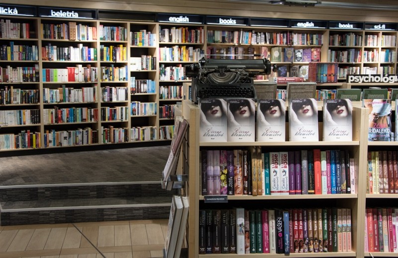 Small Bookstores to Open Online Portal for Salvation