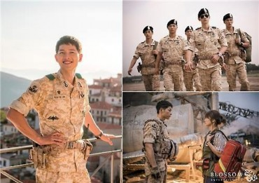 'Descendants of the Sun' Hits Americas