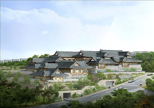 As the Seoul Metropolitan Government finally allowed Shilla Hotel to build a 'Traditional Korean Hanok Hotel', a large-scale hanok hotel will be built in the city for the first time. (Image : Yonhap)
