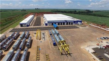 Hyundai Rotem Completes Plant in Brazil
