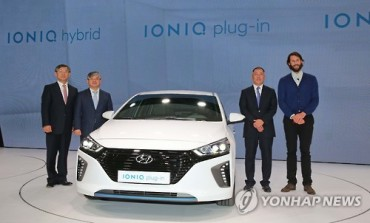 Hyundai, Kia Showcase Dedicated Green Cars at Geneva Motor Show