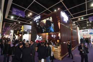 FILMART, Asia's Flagship Film and TV Market, Sees Success at the 20th Event