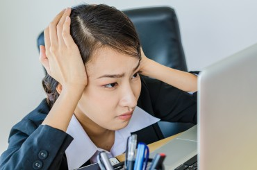 Office Workers Suffer from English in the Workplace