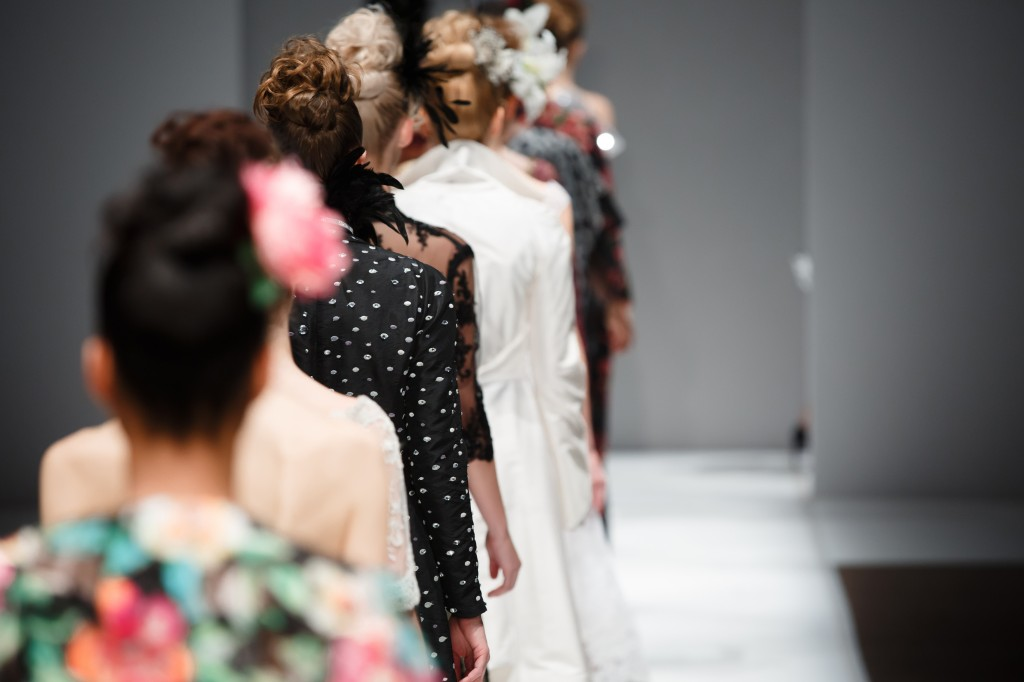 The South Korean fashion industry needs to take bolder steps to try unconventional things and collaborate with the country's thriving entertainment businesses to succeed on the global stage, an Italian trade official said Thursday. (Image : Shutterstock)