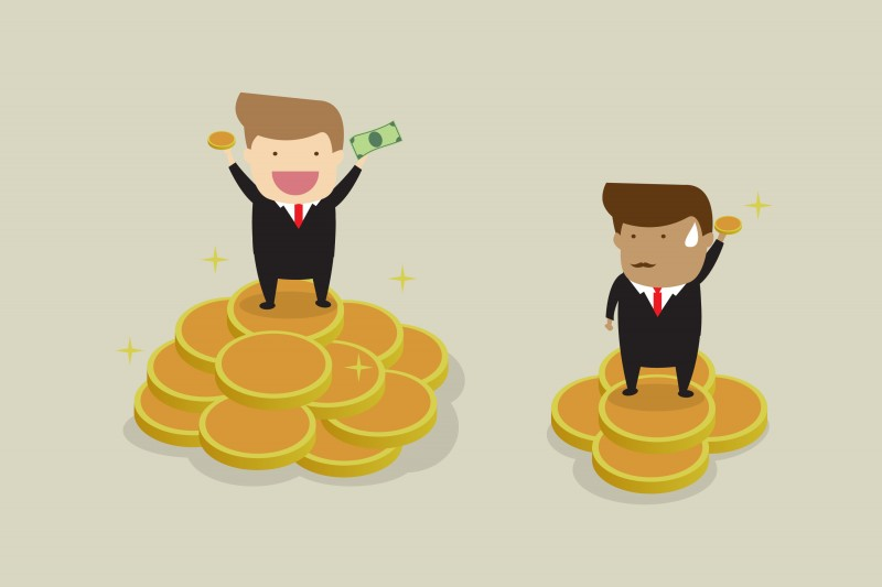 Wage Gap Between SMEs, Conglomerates Widens in 2015