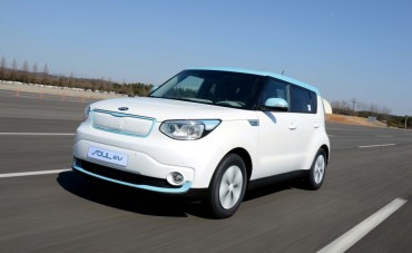 Global Sales of Soul EV Top 10,000 Units