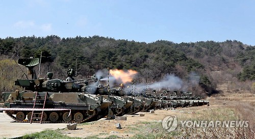 South Korea ranks 11th in the world in terms of military strength, behind Japan at seventh and ahead of North Korea at 25th, according to an annual U.S. military power index. (Image : Yonhap)