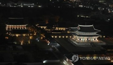 Two Royal Palaces to Open at Night, Free for Visitors in 'Hanbok'