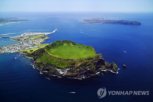 If you think of Jeju Island as just a laid back vacation spot or a place for fishermen and tangerine growers, give it a second look. (Image : Yonhap)