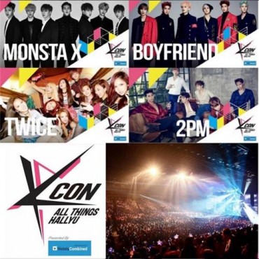 AOA, TWICE, 2PM to Headline KCON 2016 Japan