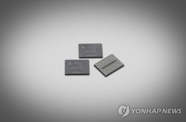 Samsung Garners 40 pct of Global NAND Flash Market