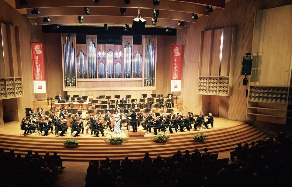 The Bruckner Linz Music Festival holds some 40 concerts in September and October every year. (image: Bruckner Linz Music Festival)