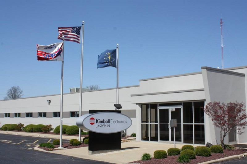 Kimball Electronics Wins Five Categories of Service Excellence Awards