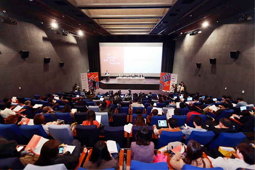 Jeonju Film Fest Opens with Largest Ever Lineup