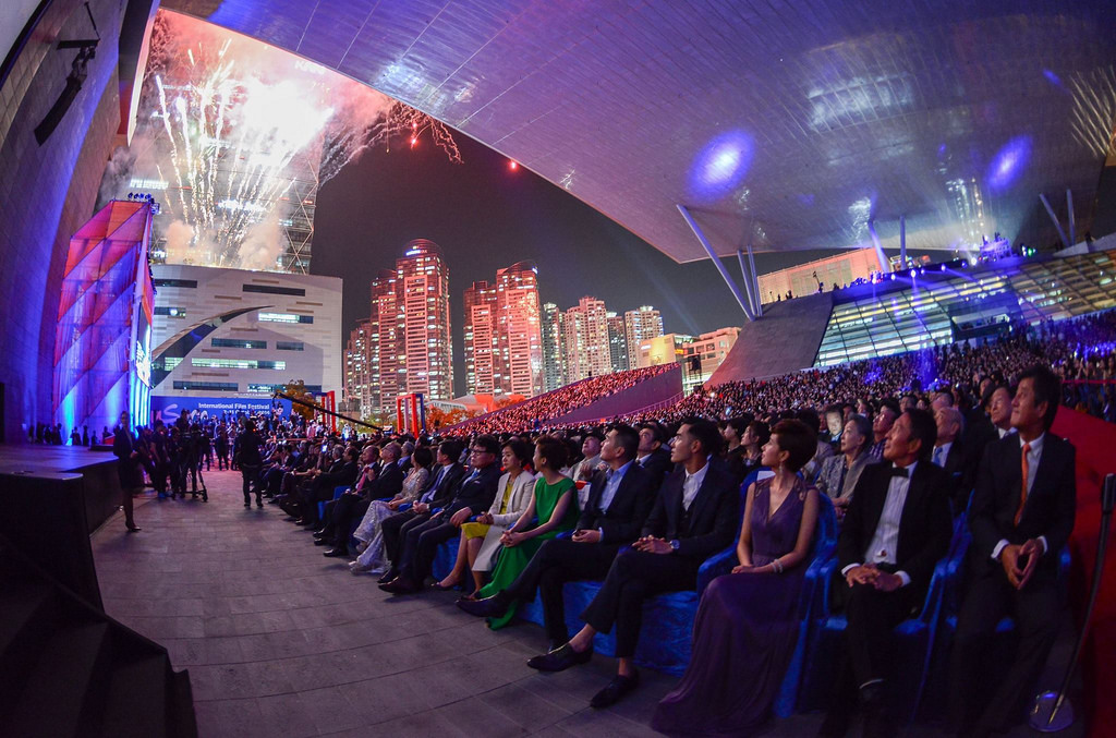 Busan hosts its famous Busan International Film Festival every year. (image: Flickr/ 電影 《軍中樂園》)