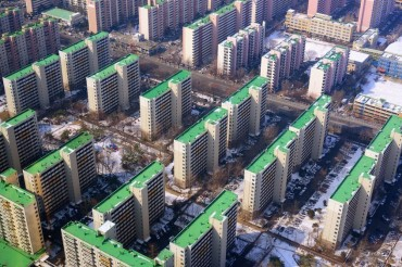 Apartments Account for 59 pct of All Homes in S. Korea