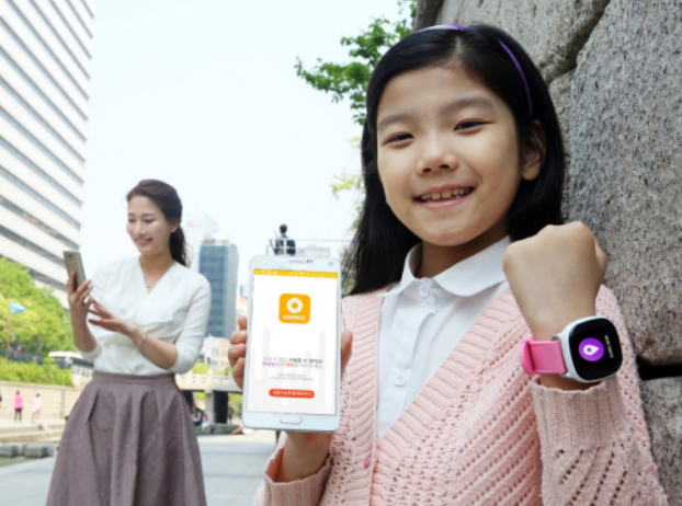 "There is concern that children's rights to make their own decisions must be honored aside from only honoring parents' rights to regulate the education of their children. (The image shows SK Telecom's ""Cookiz"")"