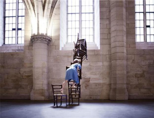 """""""La Conciergerie, 2015"""" by Maia Flore."""