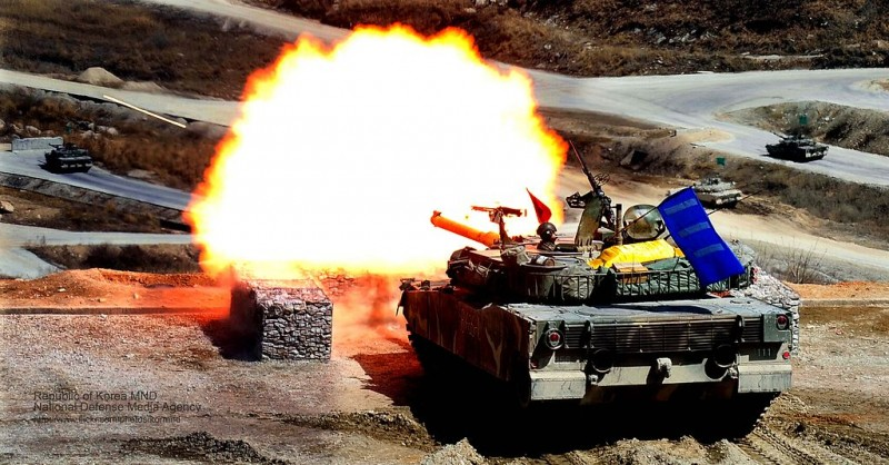 S. Korea Pushes to Deploy 100 More K2 Tanks against N. Korea