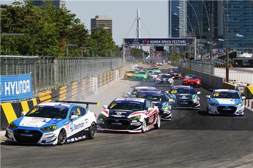 Urban Racing Festival Coming to Songdo