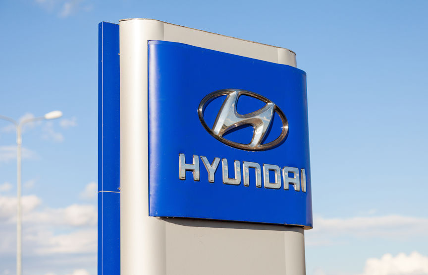 Hyundai and Kia acquired 8.81 million new shares after merging two of their subsidiary companies, Hyundai Steel and Hyundai Hysco, in July 2015. (image: KobizMedia/ Korea Bizwire)