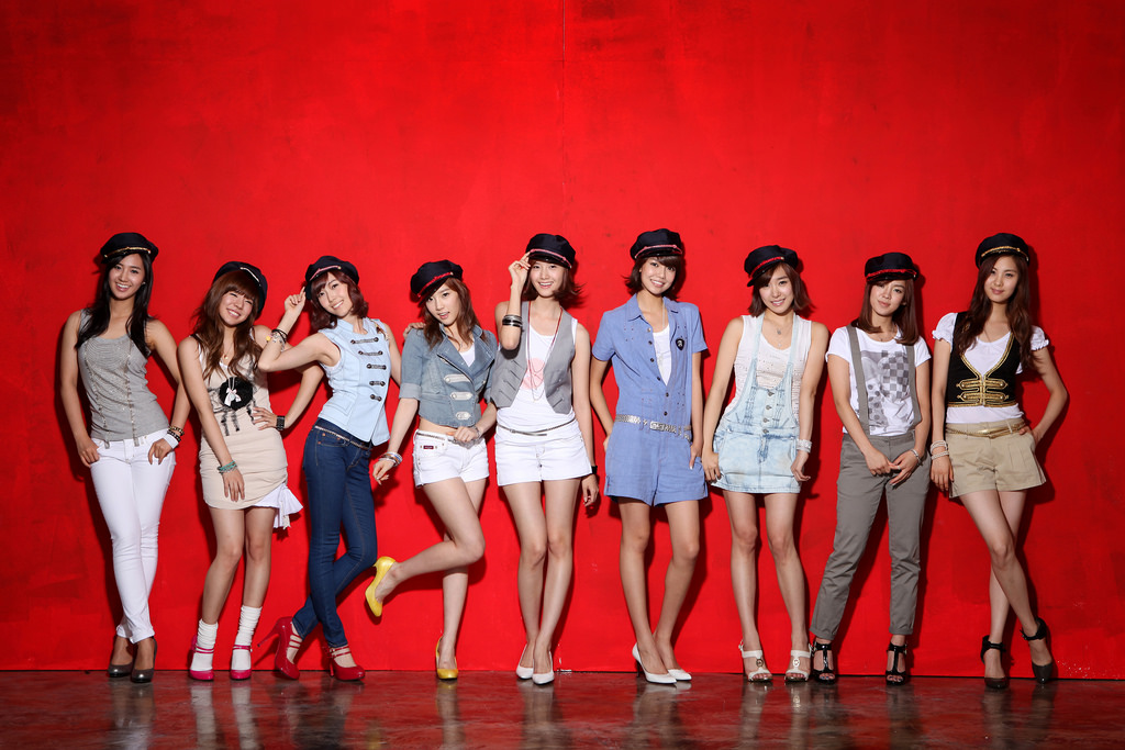 Companies relentlessly train new candidates and continue releasing new groups of artists with hopes that maybe one of them will breakthrough to become the next Big Bang or Girls' Generation. (image: Flickr/ Kamilie)