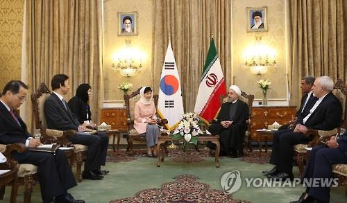 S. Korea, Iran Business Groups To Boost Ties