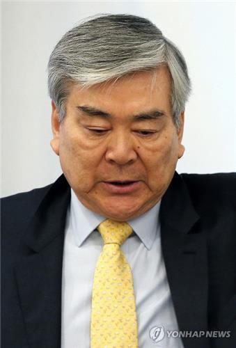 Chairman Cho Yang-ho (image: Yonhap)