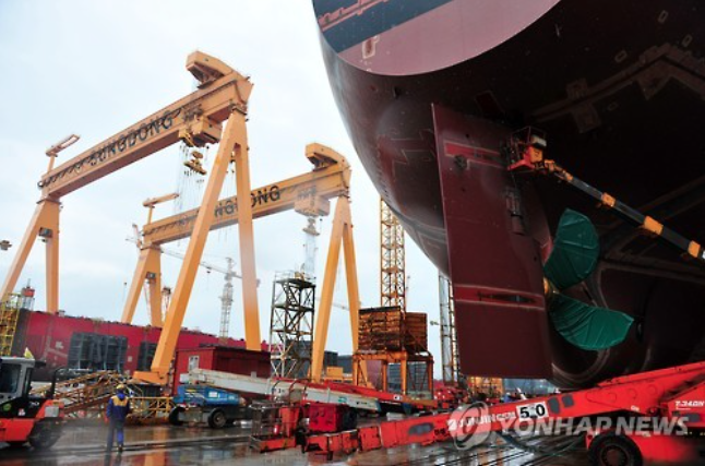 Daewoo Shipbuilding's Labor Union Pressed to Accept Restructuring Scheme