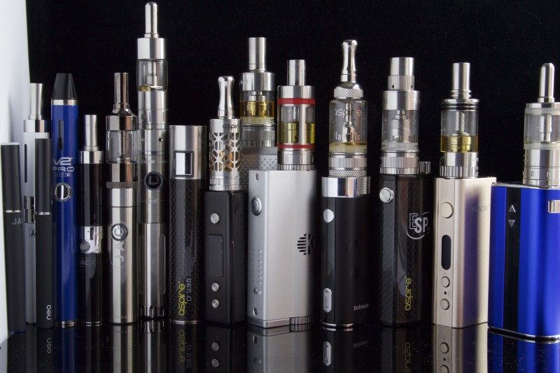 Imports of E-cigarettes Rose Sharply since Conventional Tobacco Tax Hike in 2015: Data