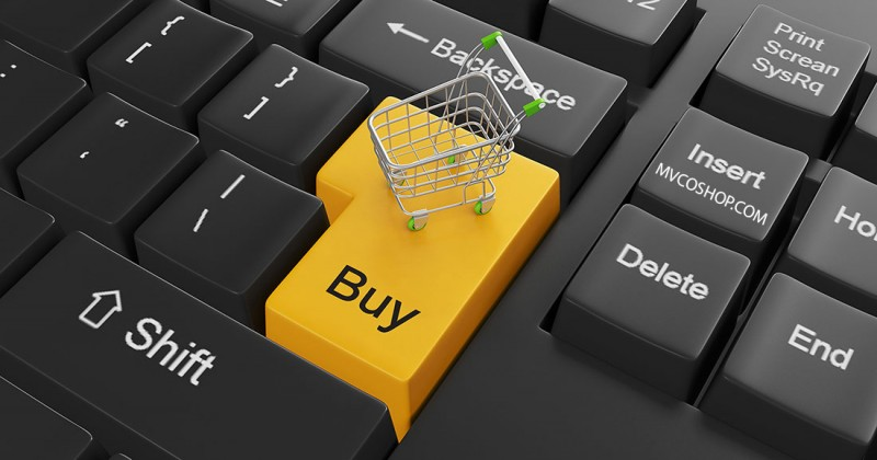 Customer Traffic Falling Fast at Online Shopping Malls