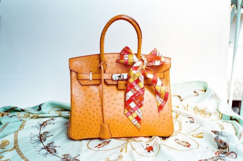 Luxury Brand Hermès Soars Despite Economic Slump